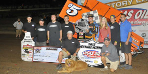 Loyet Lands Hockett/McMillin Memorial Win
