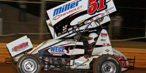 Freddie Rahmer on the Last Lap for First Win
