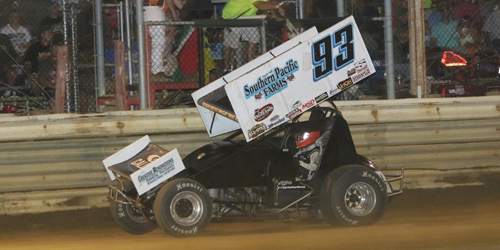 Sheldon Haudenschild the Top All Star Again