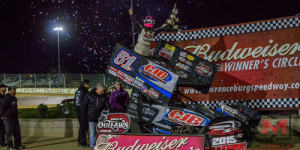 McMahan Back in WoO Victory Lane