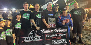 T-Dub Tunes Up for Trophy Cup with KWS Score at Tulare