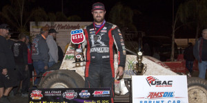 Ballou Continues Perris Domination – $25K Ovals Crown on the Line Tonight