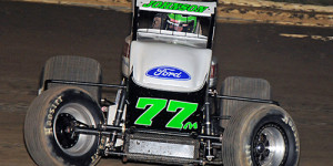 RJ Johnson Tames USAC Southwest at Queen Creek