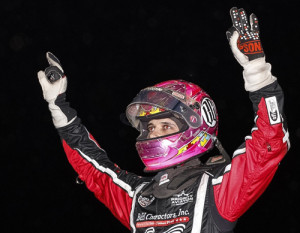 Clauson Makes it Three-for-Four at Winter Challenge!