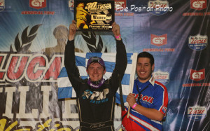 Bright Shines Brilliant in Chili Bowl Opener – Thorson Takes VIROC