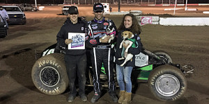 Clauson Captures Winter Challenge Opener at CSP!