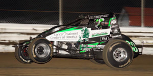 Clauson Quickest in Winter Dirt Games Practice