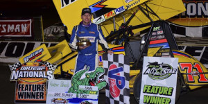 Buckeye Bullet Fires Off Volusia All Star Victory
