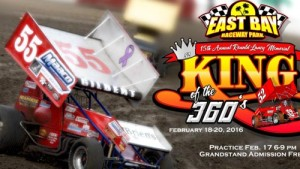 King of 360's at East Bay this Weekend