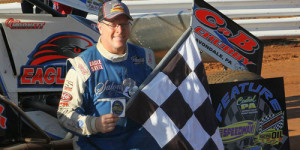 Hodnett Breaks the Ice Again at Lincoln