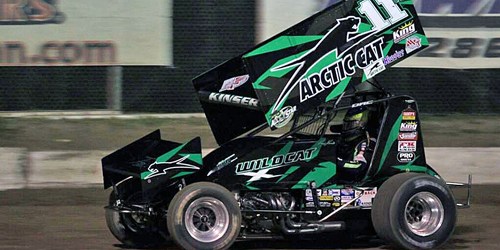 Off and Running in Florida with Kraig Kinser in All Star Victory Lane