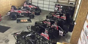 Leary Lands Dutcher Ride for USAC Campaign