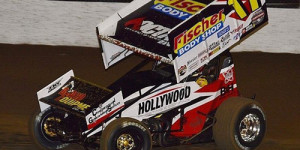 Baughman Busts Bronco for First ASCS Win
