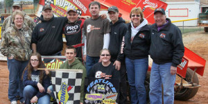 Billy Dietrich Takes Opening Leg of Saturday Posse Double
