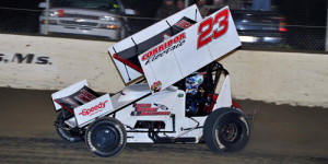 Bergman Leads Early Rod End Supply Winged 360 Power Rankings
