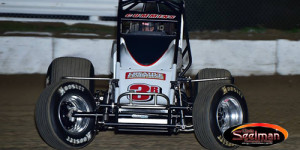 Cummins Leads USAC to the Burg