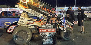 Gravel Thunders to First WoO Win of the Year