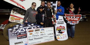 Hanks Banks First ASCS National Win