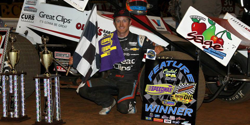 Kasey Conquers Posse at Lincoln