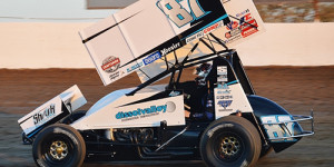 Reutzel Kicks off ASCS Title Defense Tonight at Waco
