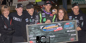 Clauson Conquers at Bloomington Again