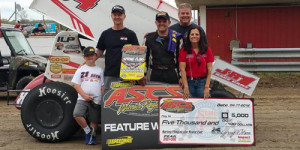 Hanks Banks $5K at Sedalia