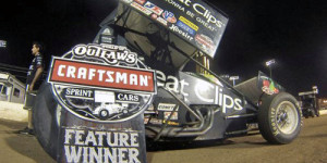 Pittman Pulls off Perris WoO Win