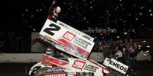 Shane Stewart Scores Saturday Texas Outlaw Nationals Triumph