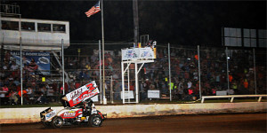 World of Outlaws Images from I-30 Speedway