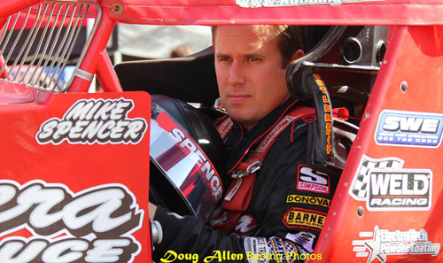 Spencer Secures Ride for So-Cal Showdown