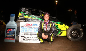Stockon Strong at Home for USAC Honors