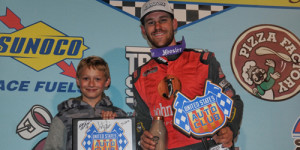 Austin Williams Wins USAC/CRA Salute to Indy