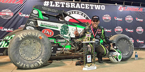 Clauson Keeps on Winning – Finally Conquers Eldora