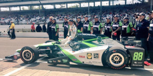 Clauson Set for Indy – Circular Insanity Count at 56