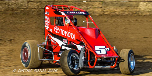 Daum with Slim Midget Power Rankings Lead Entering Speedweeks