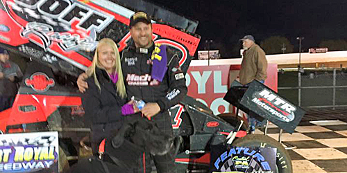 Heimbach Wins Bizarre One at the Port