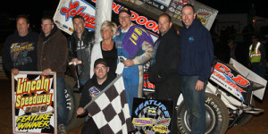 Hodnett Nabs $5K with Seventh Score of the Year