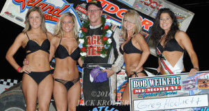 Hodnett Closing In on Weikert Memorial Perfection with Sunday Win