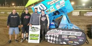 Holtgraver Digs Up All Star Win