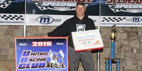 Mark Smith Tops Rain-Shorted Jack Gunn Memorial