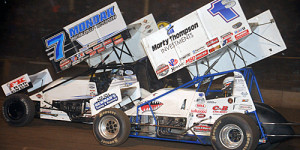 World of Outlaws Take on I-80 Wednesday