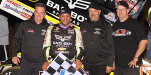 Schatz Snaps Drought with First Lincoln Win