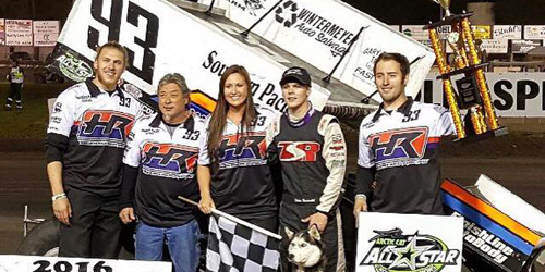 Sheldon Strikes for Another All Star Score at Lincoln