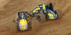 USAC Double Dip in the Hoosier State this Weekend
