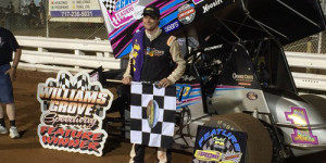 Wolfe Howls at Williams Grove