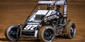 Bayston Leads Midget Power Rankings as POWRi Midget Week Fires Off