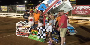 Buckwalter Bags Grove Win
