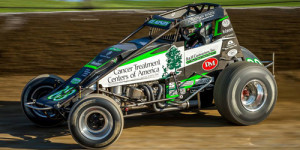 Clauson Storms Eastward