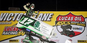 Clauson Adds ASCS Speedweek Win to the List