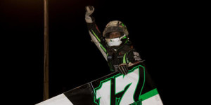 Clauson Adds All Star Ohio Sprint Speedweek Triumph to the List